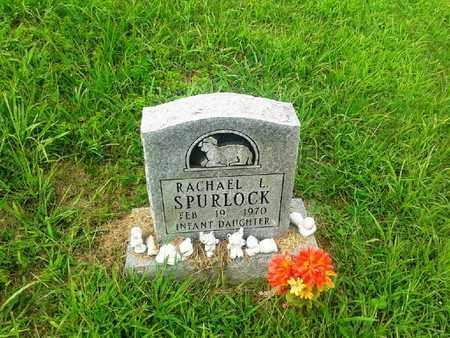 SPURLOCK, RACHAEL L - Fleming County, Kentucky | RACHAEL L SPURLOCK - Kentucky Gravestone Photos