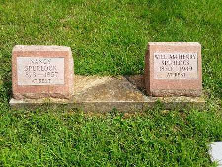 SPURLOCK, WILLIAM HENRY - Fleming County, Kentucky | WILLIAM HENRY SPURLOCK - Kentucky Gravestone Photos