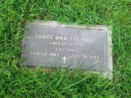 STEWART (VETERAN VIET), JAMES ORA - Fleming County, Kentucky | JAMES ORA STEWART (VETERAN VIET) - Kentucky Gravestone Photos