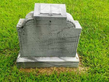 STORY, R K - Fleming County, Kentucky | R K STORY - Kentucky Gravestone Photos