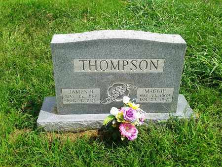 THOMPSON, MAGGIE - Fleming County, Kentucky   MAGGIE THOMPSON - Kentucky Gravestone Photos
