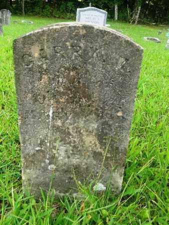 UNKNOWN, GARRY M - Fleming County, Kentucky   GARRY M UNKNOWN - Kentucky Gravestone Photos