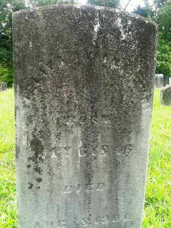 VAN????, FELITA - Fleming County, Kentucky | FELITA VAN???? - Kentucky Gravestone Photos