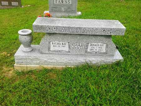 WILLIAMS, DONALD LEE - Fleming County, Kentucky | DONALD LEE WILLIAMS - Kentucky Gravestone Photos