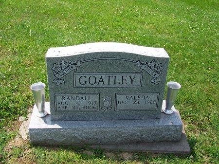 GOATLEY, RANDALL - Graves County, Kentucky | RANDALL GOATLEY - Kentucky Gravestone Photos