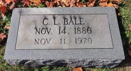 BALE, CAPTAIN LEWIS - Green County, Kentucky | CAPTAIN LEWIS BALE - Kentucky Gravestone Photos