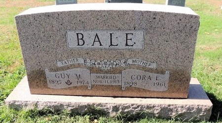 BALE, GUY MILTON - Green County, Kentucky | GUY MILTON BALE - Kentucky Gravestone Photos