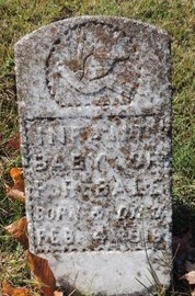 BALE, INFANT SON - Green County, Kentucky | INFANT SON BALE - Kentucky Gravestone Photos