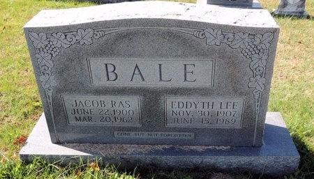 BALE, JACOB RAS - Green County, Kentucky   JACOB RAS BALE - Kentucky Gravestone Photos