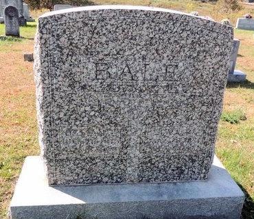 BALE, EVA BLANCHE - Green County, Kentucky   EVA BLANCHE BALE - Kentucky Gravestone Photos