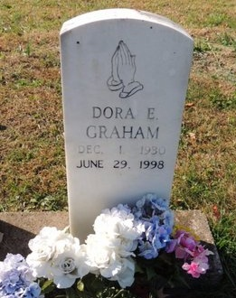 GRAHAM, DORA E - Green County, Kentucky | DORA E GRAHAM - Kentucky Gravestone Photos