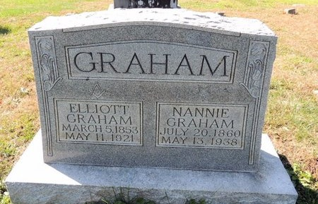 GRAHAM, HESTER - Green County, Kentucky | HESTER GRAHAM - Kentucky Gravestone Photos