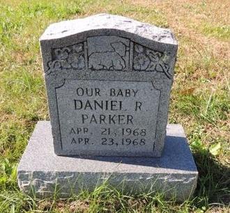 PARKER, DANIEL R - Green County, Kentucky | DANIEL R PARKER - Kentucky Gravestone Photos