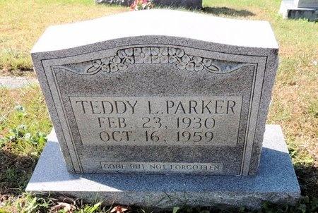 PARKER, TEDDY LEON - Green County, Kentucky | TEDDY LEON PARKER - Kentucky Gravestone Photos