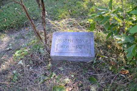 ADAIR, JOSEPH - Hancock County, Kentucky | JOSEPH ADAIR - Kentucky Gravestone Photos