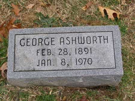 ASHWORTH, GEORGE - Hancock County, Kentucky | GEORGE ASHWORTH - Kentucky Gravestone Photos
