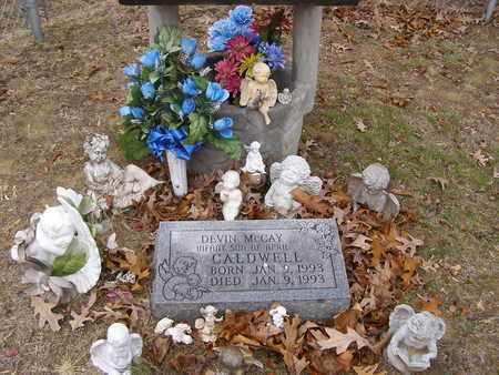 CALDWELL, DEVIN MCCAY - Hancock County, Kentucky | DEVIN MCCAY CALDWELL - Kentucky Gravestone Photos