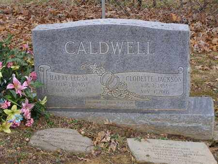 JACKSON CALDWELL, CLODETTE - Hancock County, Kentucky | CLODETTE JACKSON CALDWELL - Kentucky Gravestone Photos