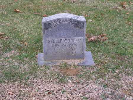 CORLEY, STELLA - Hancock County, Kentucky | STELLA CORLEY - Kentucky Gravestone Photos