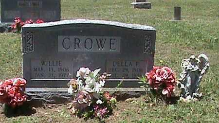 CROWE, DELLA R - Hancock County, Kentucky | DELLA R CROWE - Kentucky Gravestone Photos
