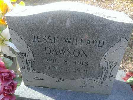 DAWSON, JESSE - Hancock County, Kentucky | JESSE DAWSON - Kentucky Gravestone Photos