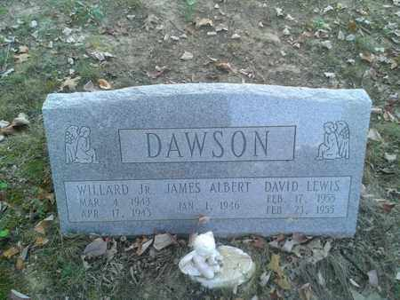 DAWSON, WILLARD - Hancock County, Kentucky | WILLARD DAWSON - Kentucky Gravestone Photos