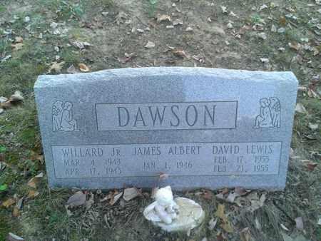 DAWSON, DAVID - Hancock County, Kentucky | DAVID DAWSON - Kentucky Gravestone Photos