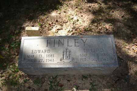 FINLEY, EDWARD - Hancock County, Kentucky   EDWARD FINLEY - Kentucky Gravestone Photos