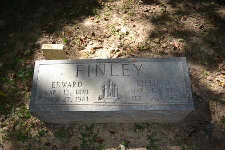 FINLEY, LILLIE - Hancock County, Kentucky | LILLIE FINLEY - Kentucky Gravestone Photos