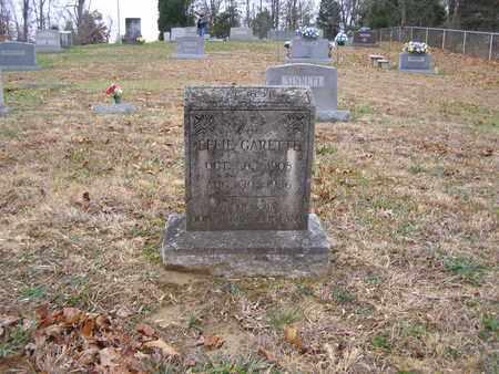 GARRETTE, INFANT SON - Hancock County, Kentucky | INFANT SON GARRETTE - Kentucky Gravestone Photos