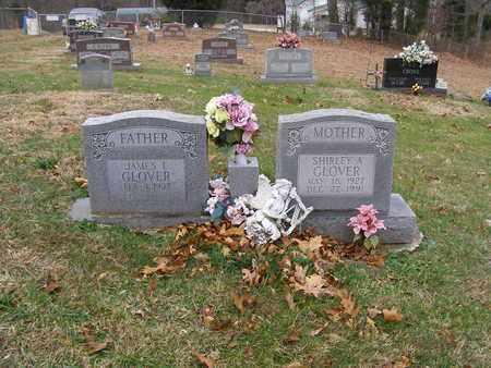 GLOVER, SHIRLEY A - Hancock County, Kentucky | SHIRLEY A GLOVER - Kentucky Gravestone Photos