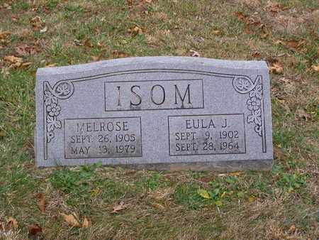 ISOM, EULA - Hancock County, Kentucky   EULA ISOM - Kentucky Gravestone Photos