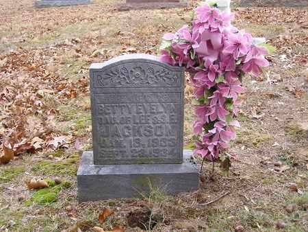 JACKSON, BETTY EVELYN - Hancock County, Kentucky | BETTY EVELYN JACKSON - Kentucky Gravestone Photos