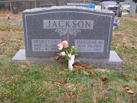 JACKSON, HENRY CLAY - Hancock County, Kentucky | HENRY CLAY JACKSON - Kentucky Gravestone Photos