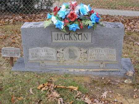 JACKSON, O LEE - Hancock County, Kentucky | O LEE JACKSON - Kentucky Gravestone Photos