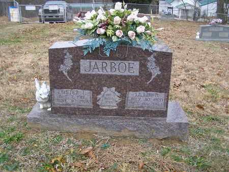 JARBOE, LLILLIE B - Hancock County, Kentucky | LLILLIE B JARBOE - Kentucky Gravestone Photos