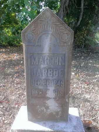 JARBOE, MARTIN - Hancock County, Kentucky | MARTIN JARBOE - Kentucky Gravestone Photos