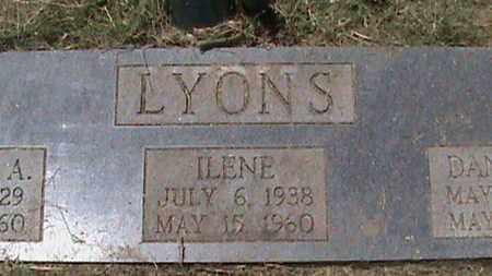LYONS, ILENE - Hancock County, Kentucky | ILENE LYONS - Kentucky Gravestone Photos
