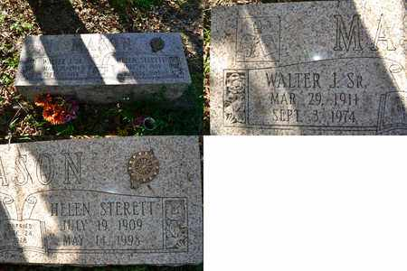 MASON, WALTER J - Hancock County, Kentucky | WALTER J MASON - Kentucky Gravestone Photos