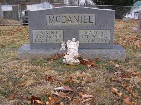 SHULTZ MCDANIEL, MARY ALICE - Hancock County, Kentucky | MARY ALICE SHULTZ MCDANIEL - Kentucky Gravestone Photos