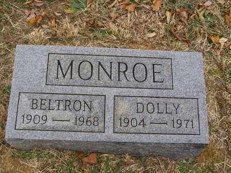 MONROE, DOLLY - Hancock County, Kentucky | DOLLY MONROE - Kentucky Gravestone Photos