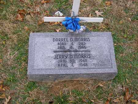 MORRIS, DARREL D - Hancock County, Kentucky | DARREL D MORRIS - Kentucky Gravestone Photos