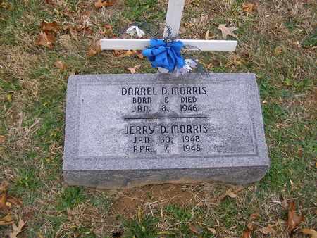 MORRIS, DARREL D - Hancock County, Kentucky   DARREL D MORRIS - Kentucky Gravestone Photos