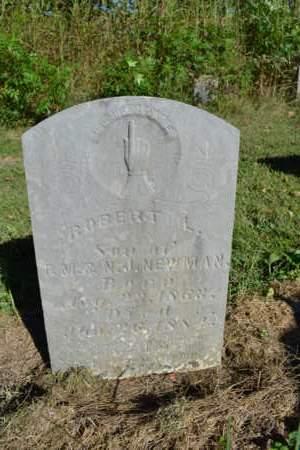 NEWMAN, ROBERT - Hancock County, Kentucky | ROBERT NEWMAN - Kentucky Gravestone Photos