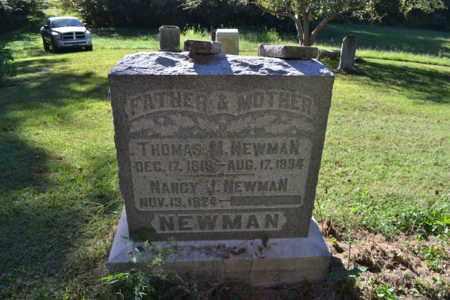 NEWMAN, NANCY - Hancock County, Kentucky | NANCY NEWMAN - Kentucky Gravestone Photos