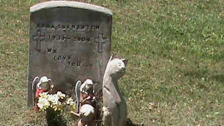 NEWTON, ANNA SUE - Hancock County, Kentucky   ANNA SUE NEWTON - Kentucky Gravestone Photos