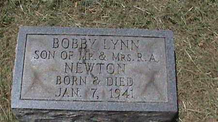 NEWTON, BOBBY LYNN - Hancock County, Kentucky | BOBBY LYNN NEWTON - Kentucky Gravestone Photos