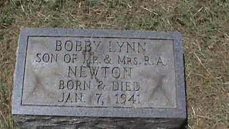 NEWTON, BOBBY LYNN - Hancock County, Kentucky | BOBBY LYNN NEWTON - Kentucky Gravestone Photos