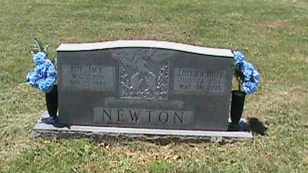 HUFF NEWTON, THELMA - Hancock County, Kentucky | THELMA HUFF NEWTON - Kentucky Gravestone Photos