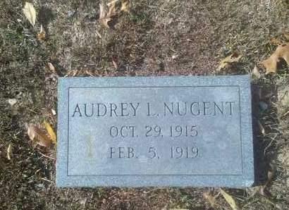 NUGENT, AUDREY - Hancock County, Kentucky   AUDREY NUGENT - Kentucky Gravestone Photos